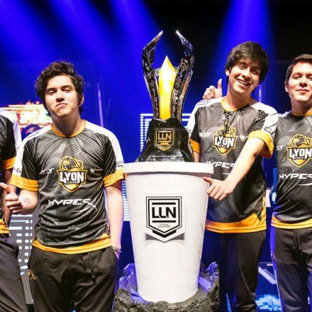 Final LLN: Gana Lyon Gaming y Obtiene Su Pase a China