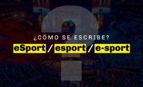 Terminó el Debate: Se Escribe Esports