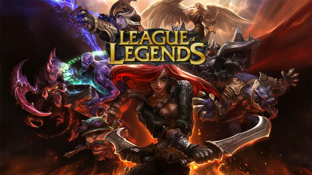 ¿Qué es League of Legends?