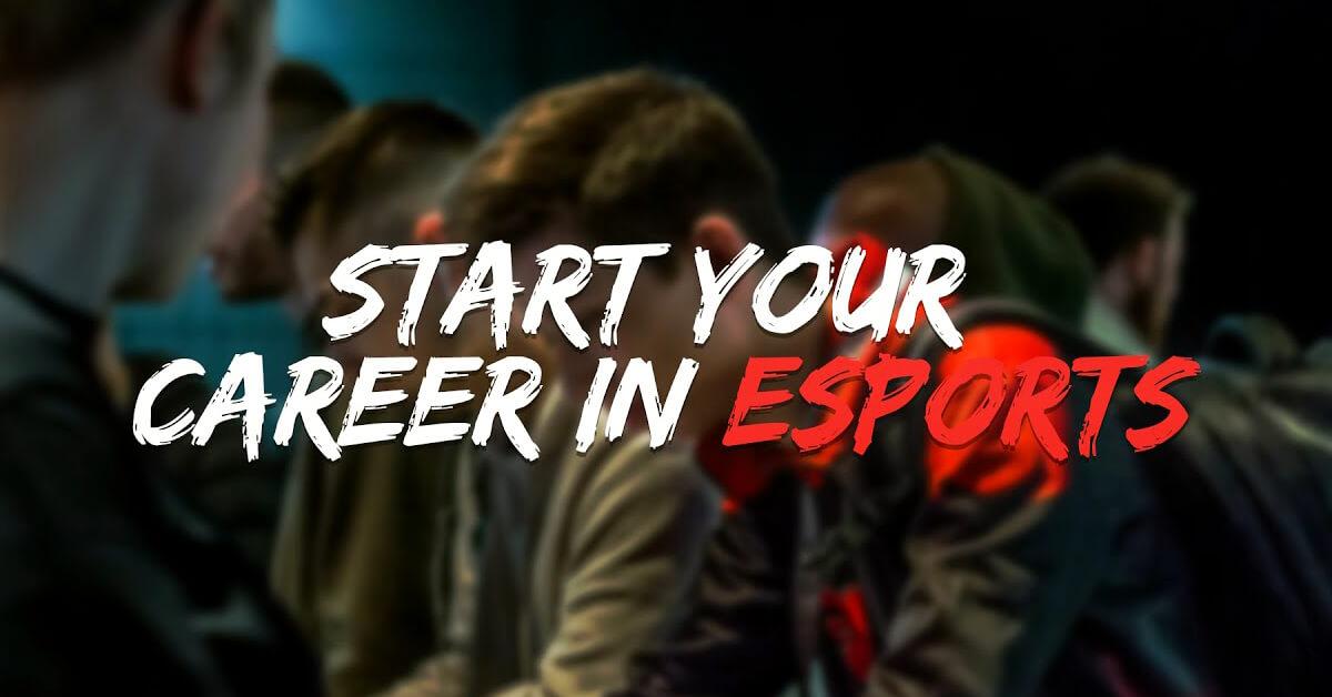 ¿Quieres Iniciarte en eSports? Esto es Todo lo Que Debes Saber