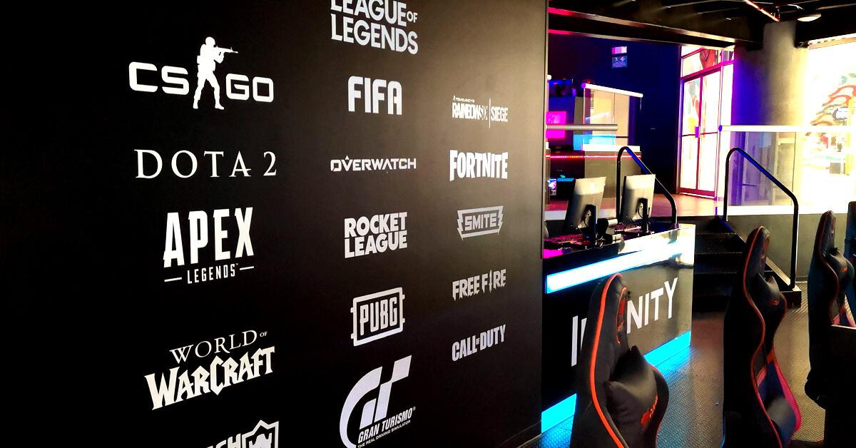 Videojuegos empleados para competencias eSports