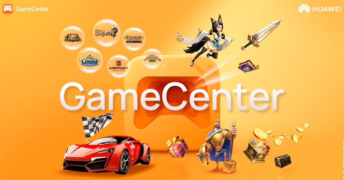"Huawei Lanza ""GameCenter"", su Propia Plataforma de Videojuegos"