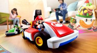 Mario Kart Live: El Nuevo Juguete que se Usa con la Nintendo Switch