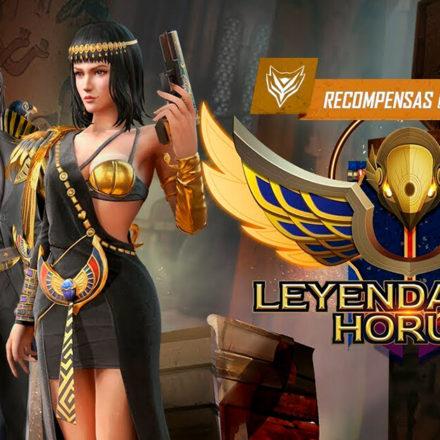 La Leyenda de Horus: Un Nuevo Pase Élite Free Fire