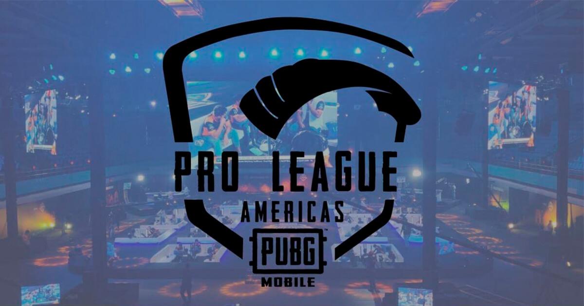 Resultados de la PUBG Mobile Pro League (PMPL) Américas