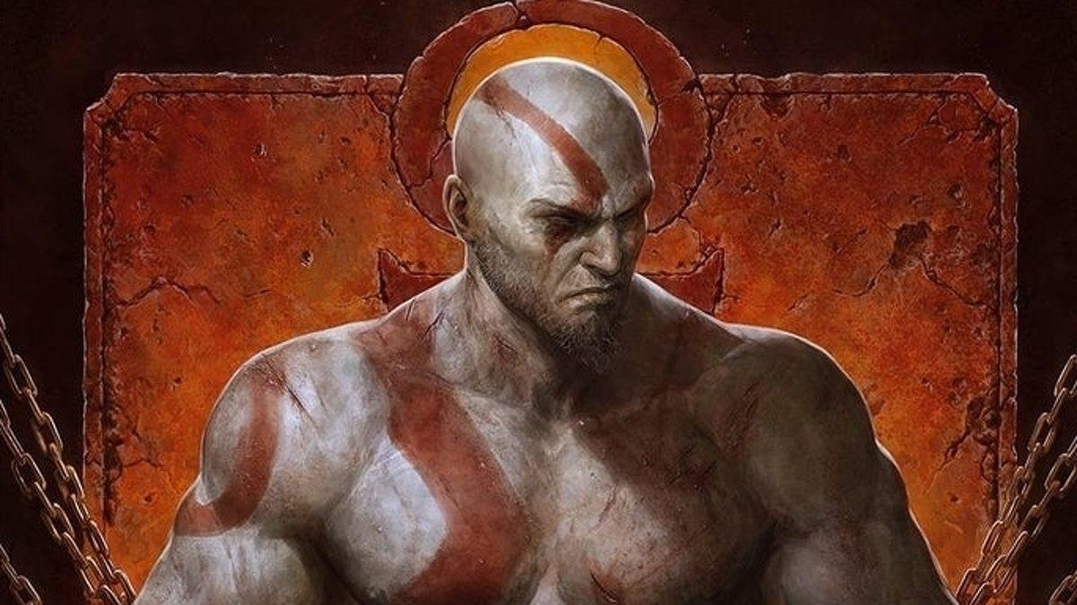 Nuevo Cómic de God Of War, Fallen God Tiene Fecha de Lanzamiento