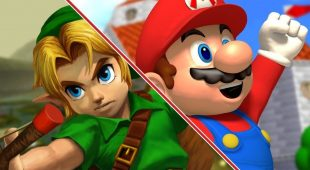 Nintendo Publica Imágenes De Juegos De Super Mario, Zelda Y Más