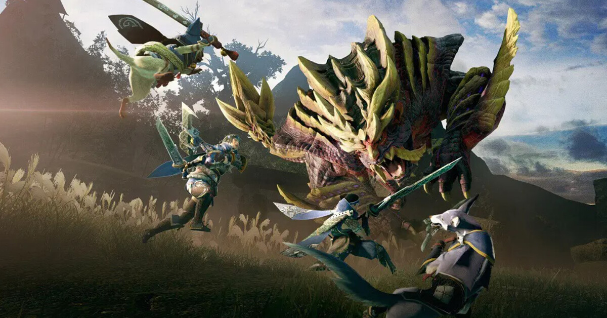 Monster Hunter Rise Anuncia Edición Especial de Nintendo Switch