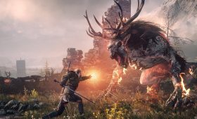Wild Hunt Y Expansiones Ya Pueden Adquirirse En Switch