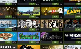 Se Filtra Nueva Fecha De Rebajas En Steam Para 2021