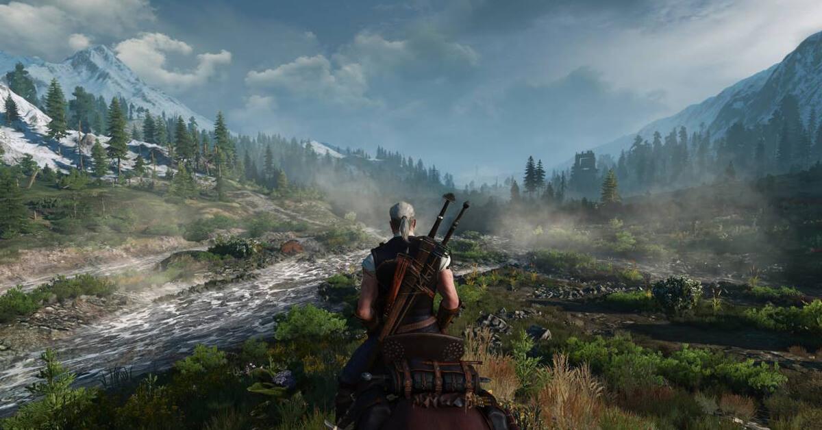 Wild Hunt Y Expansiones Ya Pueden Adquirirse En Switch
