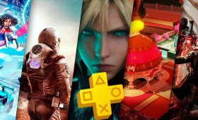 Juegos gratuitos de PlayStation Plus incluyen Final Fantasy 7