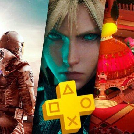 Juegos gratuitos de PlayStation Plus incluyen Final Fantasy 7