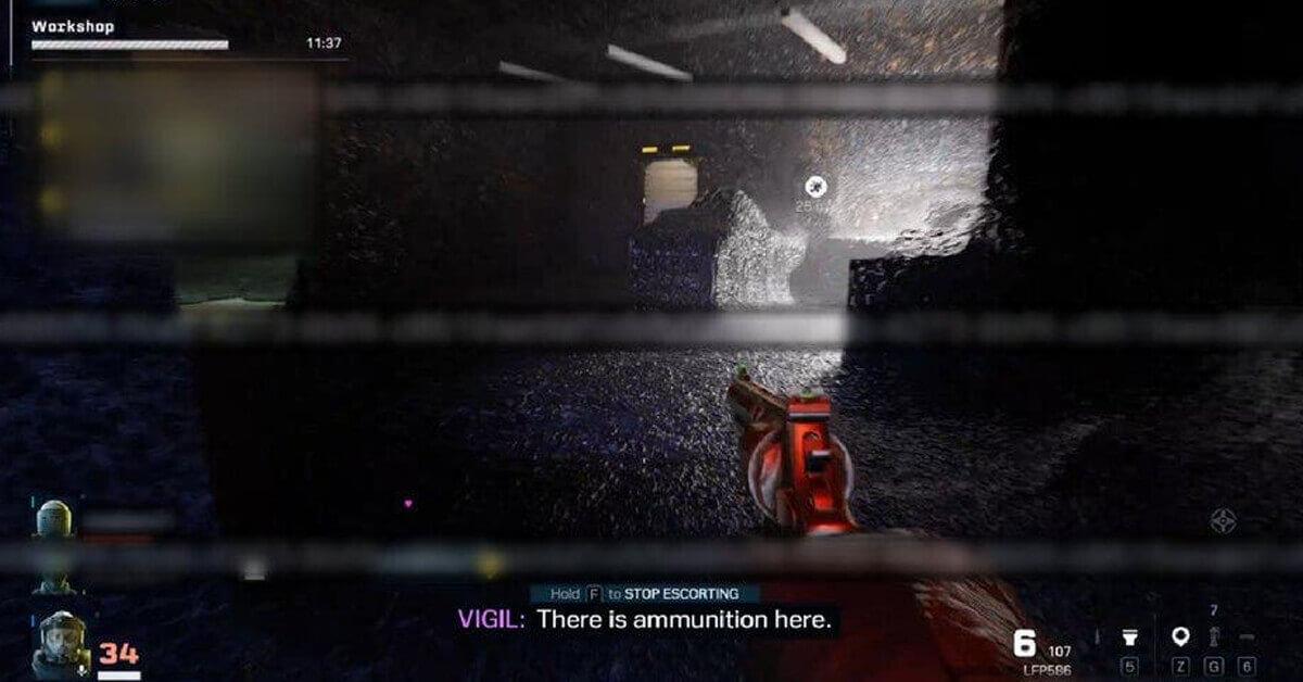 Filtra usuario gameplay de Rainbow Six Quarantine