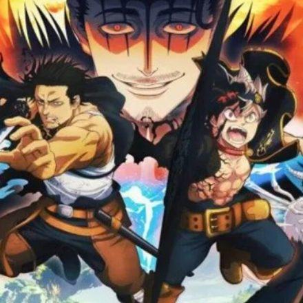 El Anime Black Clover Finalizará En Marzo; Dará Importante Anuncio