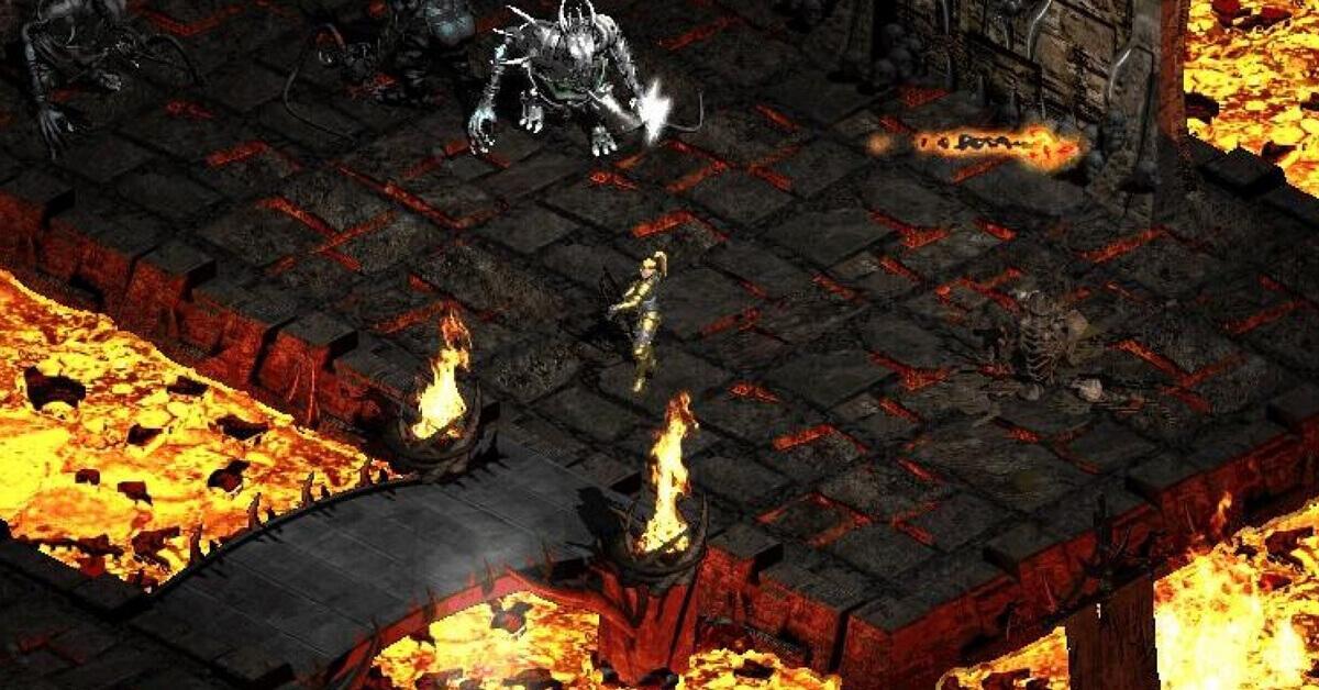 Diablo 2 Remake Se Llamará Diablo II Resurrected Según Insider